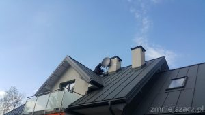 montaż anten satelitarnych