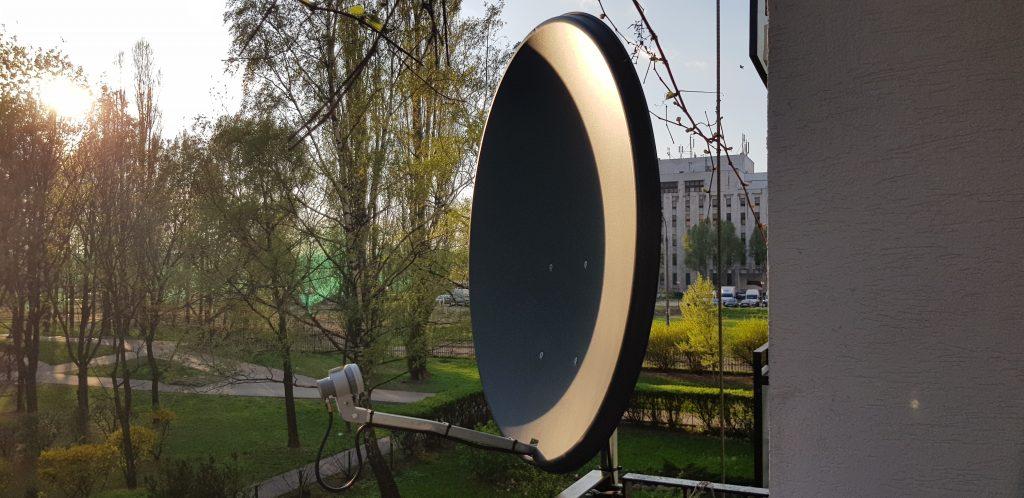 montaż anten Warszawa i okolice