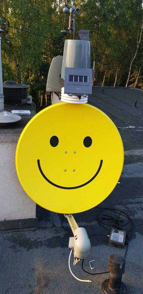Naprawa anten